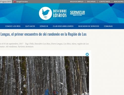 Descubre Los Ríos – 05.09.17